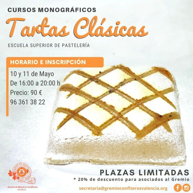 TARTAS CLÁSICAS